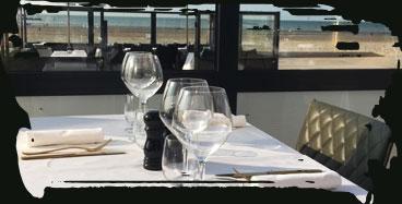 Restaurant en terrasse plage de Malo Dunkerque